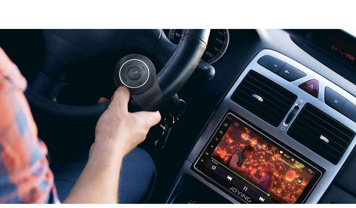 Joying Newest Wireless Steering Wheel Control for Android Car Stereo